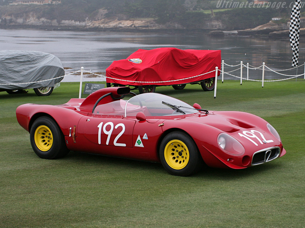 Alfa Romeo Tipo 33 The World S Sexiest Automobiles